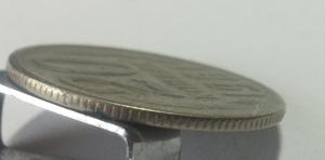 Гурт монеты 20 копеек 1961 года