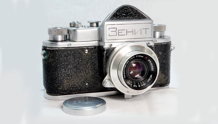 Модель 1 фотоаппарата «Зенит»