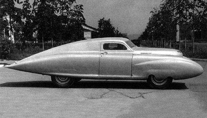 Гоночный автомобиль СССР «Победа-Спорт (ГАЗ-СГ1)»