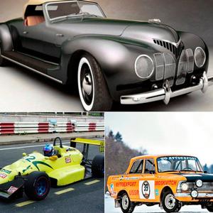 Гоночные машины СССР: лучшие советские спорткары