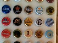 Коллекционирование пивных пробок: сотни долларов за одну крышечку