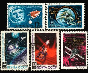 Космос на почтовых марках СССР: редкие экземпляры для коллекции