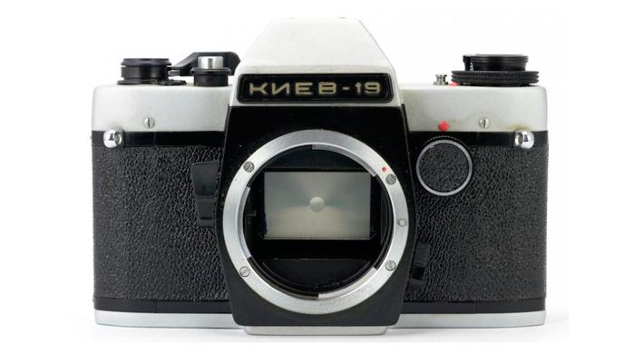 Фотоаппарат «Киев-19»