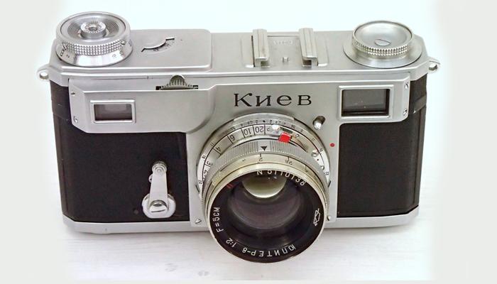 Фотоаппарат «Киев-2»