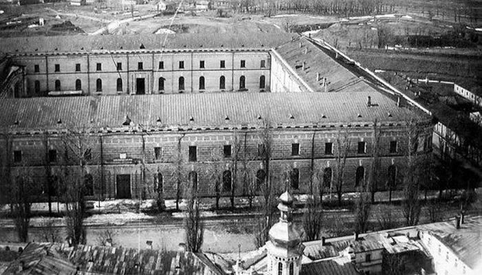 Здание завода «Арсенал»