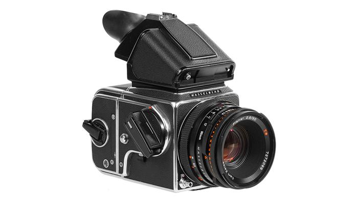 Пленочный фотоаппарат Hasselblad 500C/M