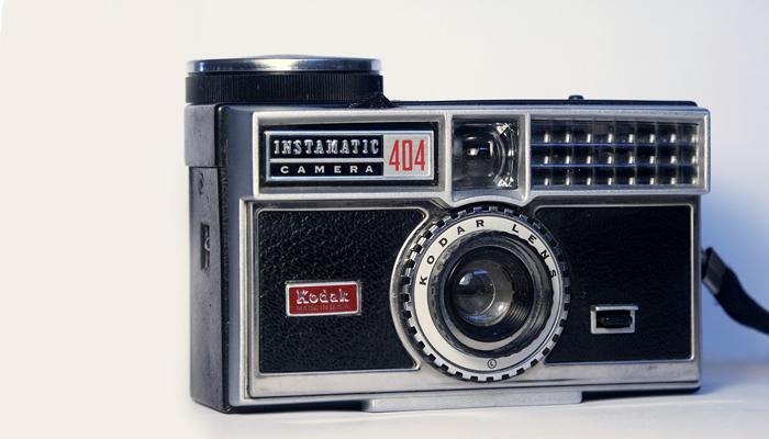 Фотоаппарат Kodak Istamativ 404