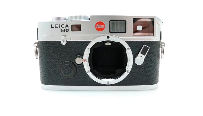 Немецкий фотоаппарат Leica M6