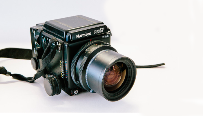 Пленочный фотоаппарат Mamiya RZ67 PRO II