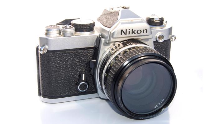 Зеркальный фотоаппарат Nikon FM