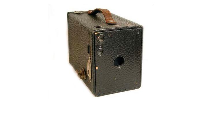 Фотокамера Kodak Brownie №1