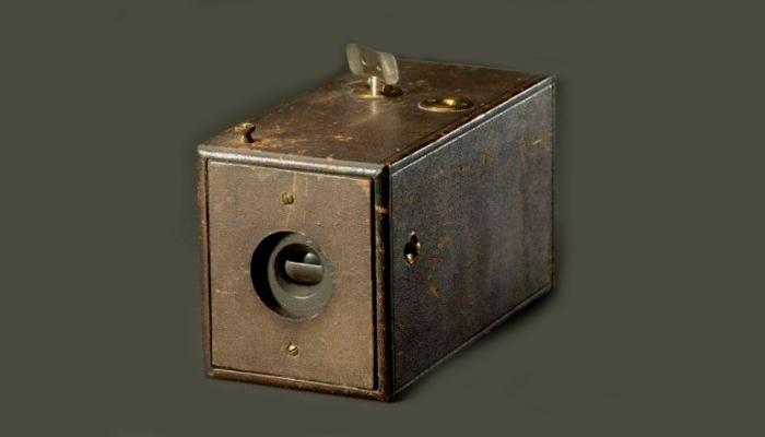 Фотокамера Kodak №1