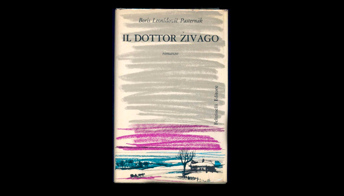 Дорогая запрещенная книга «Доктор Живаго» Бориса Пастернака