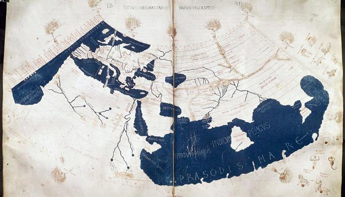«География» («Космография») Клавдия Птолемея