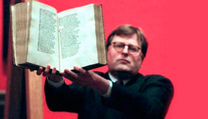 Книга Джеффри Чосера «Кентерберийские рассказы»