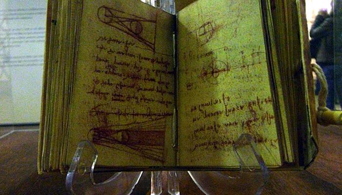 Рукопись Леонардо да Винчи «Ластерский кодекс»