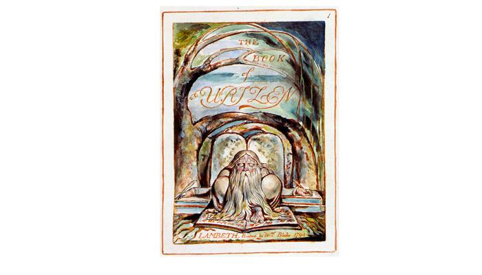 «Первая книга Юрайзена» Уильяма Блейка