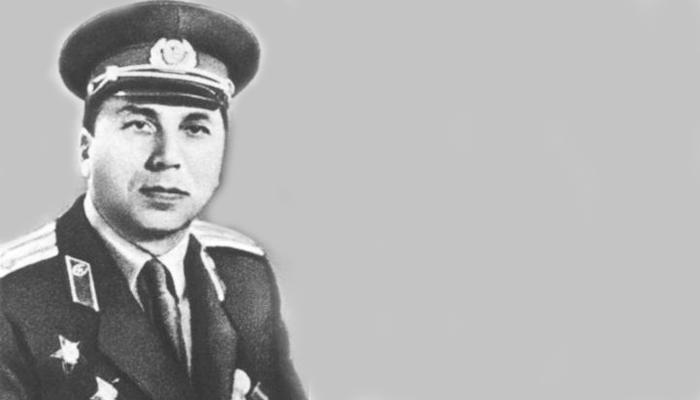 Комбат морской пехоты Рубан И. Н. который был награжден орденом Александра Невского