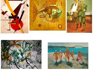 Русская живопись 20 века: авангардизм и другие направления в искусстве