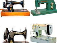 Швейная машинка из СССР: обзор советского ассортимента устройств